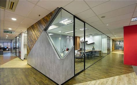 modern office interior glass design interior design modern