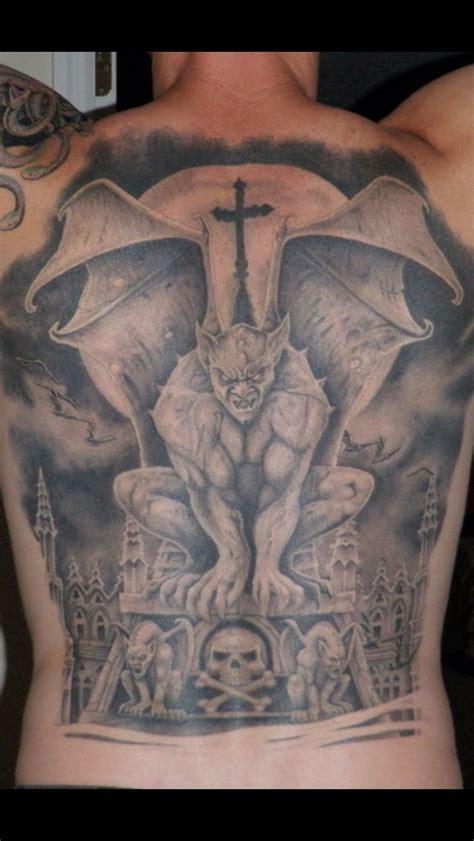 10 amazing gargoyle tattoo designs 16 gargoyle images gallery