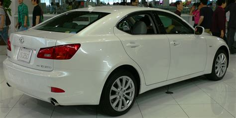 Lexus Is 250 Price Modifications Pictures Moibibiki