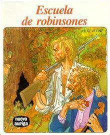 127202 Escuela De Los Robinsones Libros by Escuela De Robinsones Leoteca