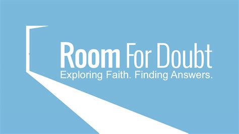 Room For Doubt by Messages Tabernacle Baptist Church Tabernacle Baptist Church
