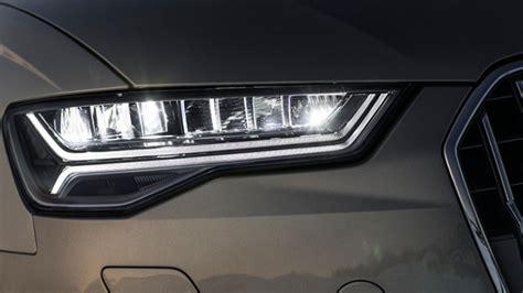 Audi Led Scheinwerfer by Audi Matrix Led Scheinwerfer Weltneuheit Mit Vorsprung