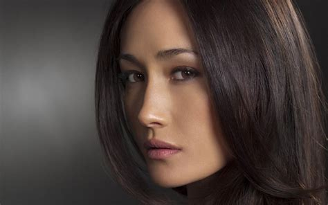 maggie q tattoo of the day edition maggie q