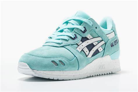 Asics Gel 3 asics gel lyte 3 blue tint white sneakers addict