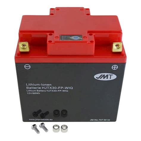 Motorrad Batterie Bmw R 80 by Batterie Li Ion 12v 8 17ah Jmt F 252 R Bmw R80 Gs 2 Paralever