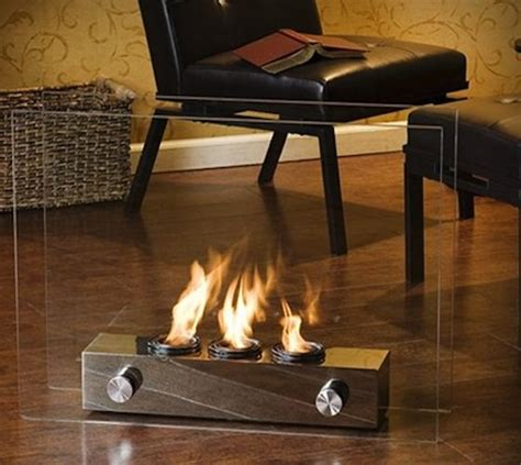 Portable Chimney Fireplace by Portable Fireplace Review 187 The Gadget Flow