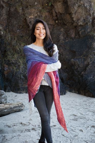 Free Ways To Find Find Your Fade Shawl Knitting Patterns And Crochet Patterns From Knitpicks
