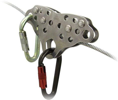 wire rope zip line adventure developments isc zipline pulley bearings adventure developments