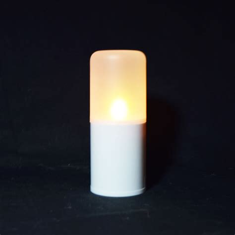 flameless led candle outdoor light with remote timer