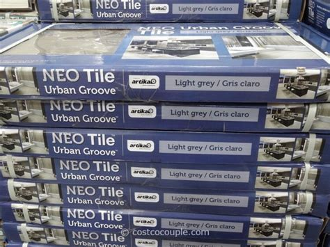 neo tile light grey neo tile urban groove light grey porcelain tile