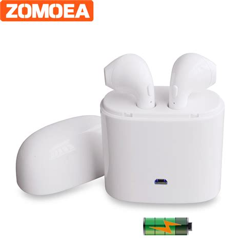 Headset Iphone 4 Kw zomoea wireless bluetooth earphones for earpieces stereo headset for apple