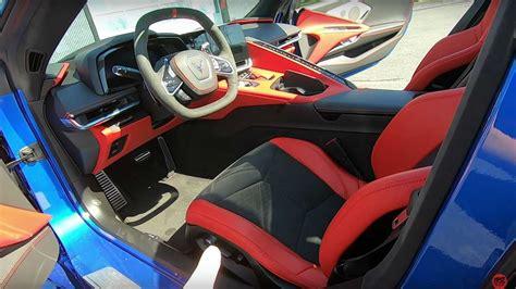mid engine  chevy corvette lt interior analyzed  video