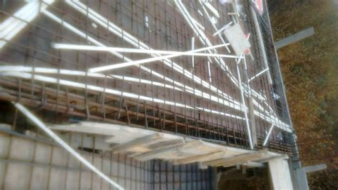 concealed wiring pipes electric piping wiring through rcc beams shadab