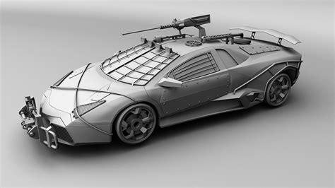 lamborghini reventon lamborghini reventon modified to take on zombies drivers