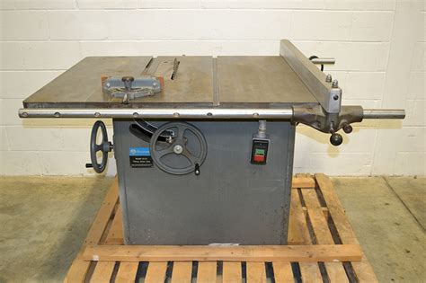 delta rockwell 34 395 14 quot table saw 1ph single phase