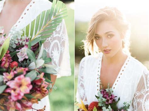 Wedding Hair And Makeup Oahu by Kailua Wedding Photographer Bridal Session On Oahu Hawaii