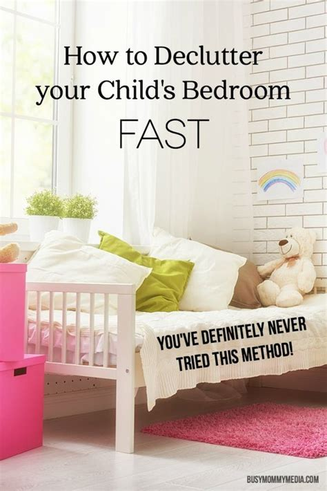 How To Declutter Your Bedroom | how to declutter your child s bedroom fast this is so funny you ve definitely never tried