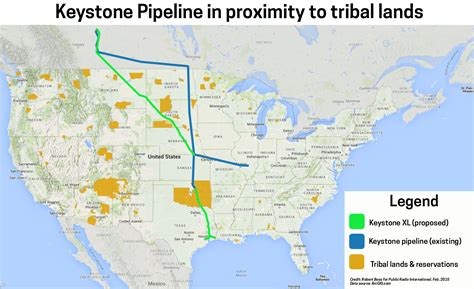 keystone pipeline map american tribes unite to fight the keystone pipeline and government disrespect