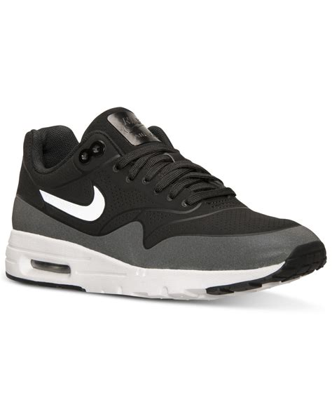 air max 1 ultra moire sneakers nike s air max 1 ultra moire running sneakers from