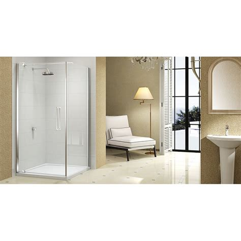 1200 Pivot Shower Door 10 Series 1200 Pivot Door Shower Enclosure Buy At Bathroom City