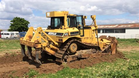 cat d7r with ripper original cat undercarriage 90 part 1
