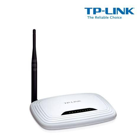 Router Tp Link 2 Antena Router Tp Link Wifi 1 Antena 150mbp Ktronix Tienda