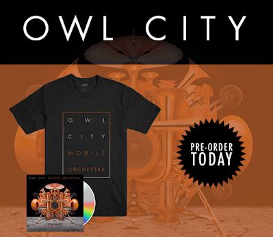 Cd Owl City Mobile Orchestra owl city mobile orchestra has it leaked