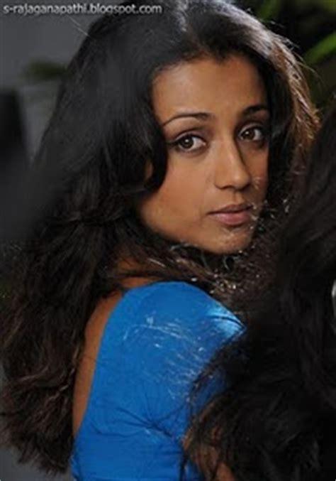 trisha hair in vtv hot trishaa trisha in vinnai thaandi varuvaaya movie
