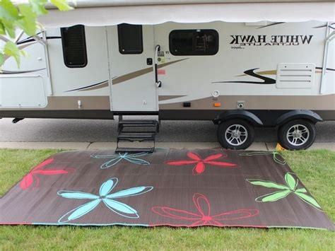 Cer Awning Mats by Outdoor Rugs For Rv Cing Fireside Patio Mats Lonely