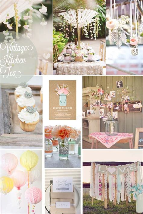 kitchen tea ideas 23 best kitchen bridal shower party ideas images on