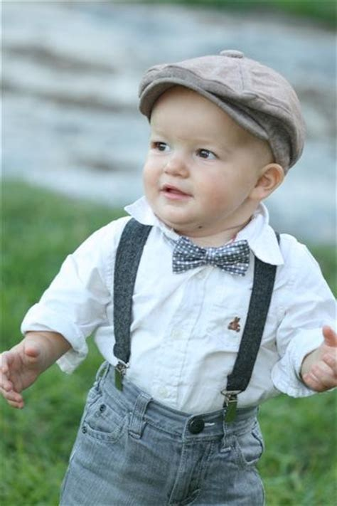 suspenders baby brave in fashion the mister edition