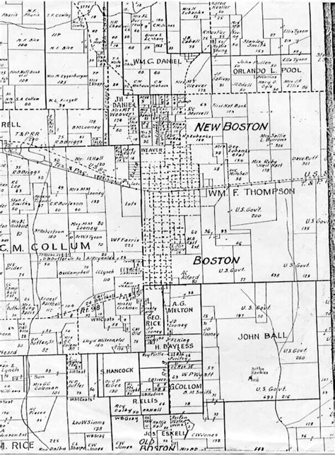 Indiana Property Ownership Records Bowie County Tx Usgenweb Archives