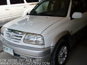 Used Cars For Sale Ncr Philippines For Sale White Suzuki Grand Vitara 2001 Model For Sale