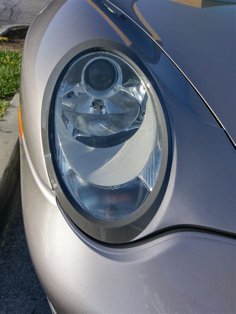 porsche headlights porsche 996 headlight covers all design rennlist