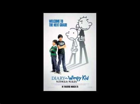 wimpy song diary of a wimpy kid rodrick rules exploded diaper youtube