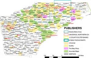 map of carolina with cities and towns carolina maps