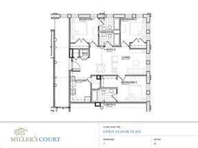 open home floor plans floor plans
