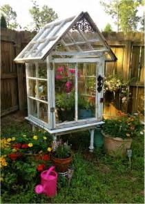 Using Old Windows In The Garden The Best Garden Ideas And Diy Yard Projects Kitchen Fun