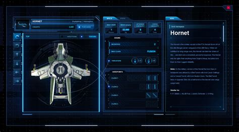 ui controller pattern star citizen roberts space industries ship ui by z
