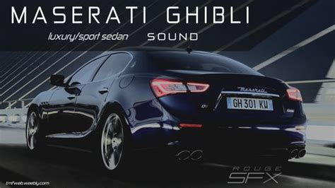 Maserati Engine Sound Gta San Andreas Maserati Ghibli Engine Sound Mod Mod