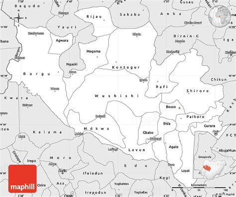nigeria map coloring page free coloring pages of map of nigeria