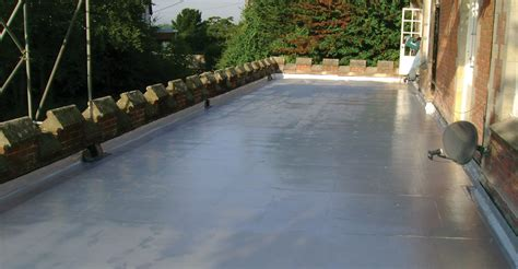 Flat Roofing Contractors Imperial Contracts Roofing Services Metal Flat