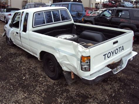 1994 Toyota 22re 1994 Toyota Truck 22re Automatic Transmission Stk T