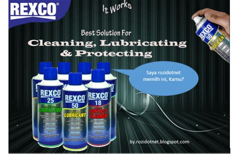 Cleaner Rexco 20 Rexco rexco solusi anti karat rozidotnet