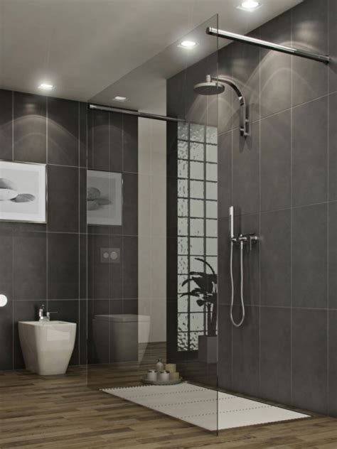 Gray Bathroom Tile Ideas 6 Bathroom Design Trends And Ideas For 2015 Inspirationseek