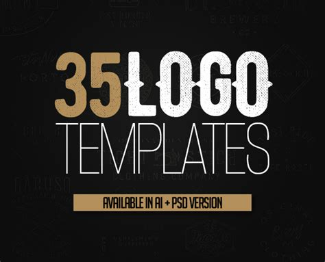 Customizable Logo Templates Logo Templates 35 Custom Logo Design Logos Graphic Design Junction