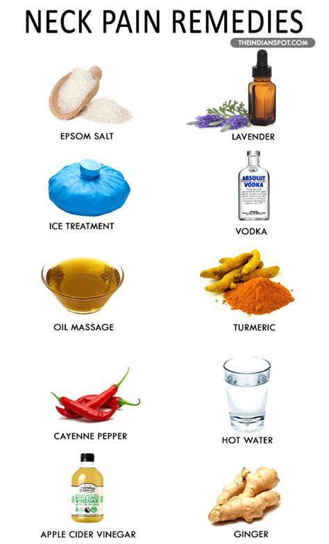 for common causes of neck try these simple remedies