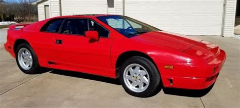 how to sell used cars 1989 lotus esprit windshield wipe control 1989 lotus esprit turbo 48 k miles selling no reserve classic lotus esprit 1989 for sale