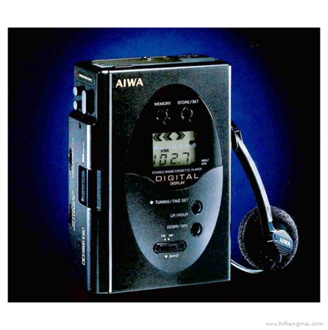 aiwa portable cassette player aiwa hs t280 manual portable radio cassette player