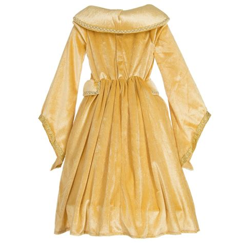 design dress up dress up by design girls gold regal countess 2 piece